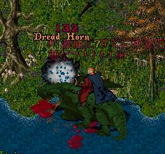 ドレッドとの死闘