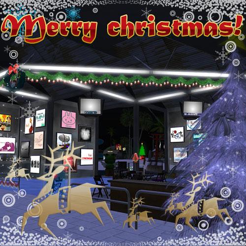 christmasクリスマス