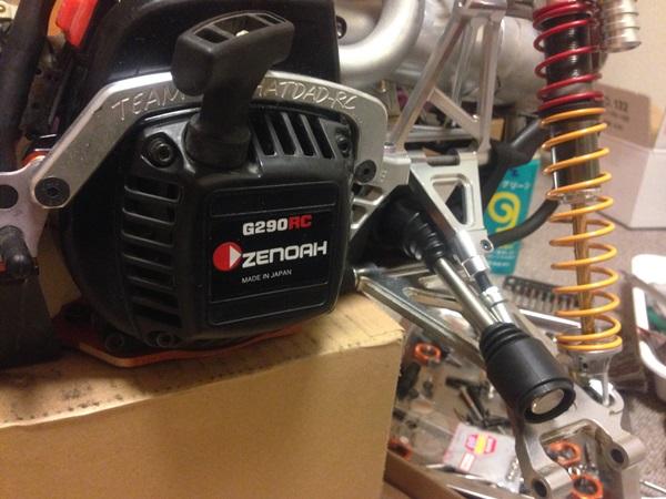 b271エンジンマウント補強