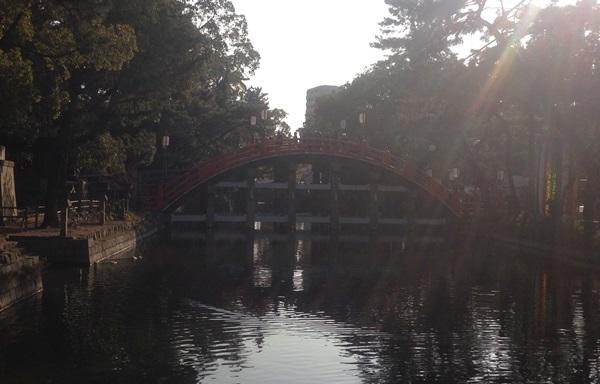 20160104太鼓橋