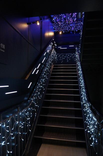 第二展望台行きの階段その1