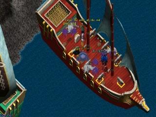 海戦ミニゲーム
