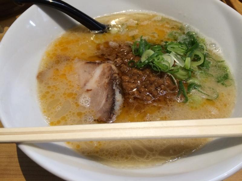 三河式豚骨味噌(赤)