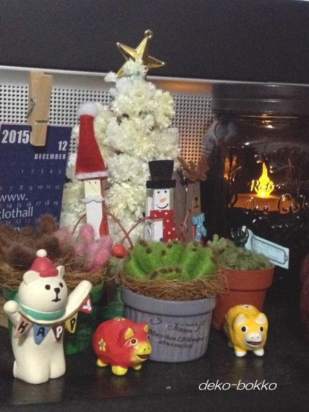 2015 クリスマス 雑貨たち 201512