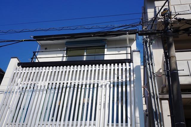 注文住宅 京都 東山区 狭小住宅