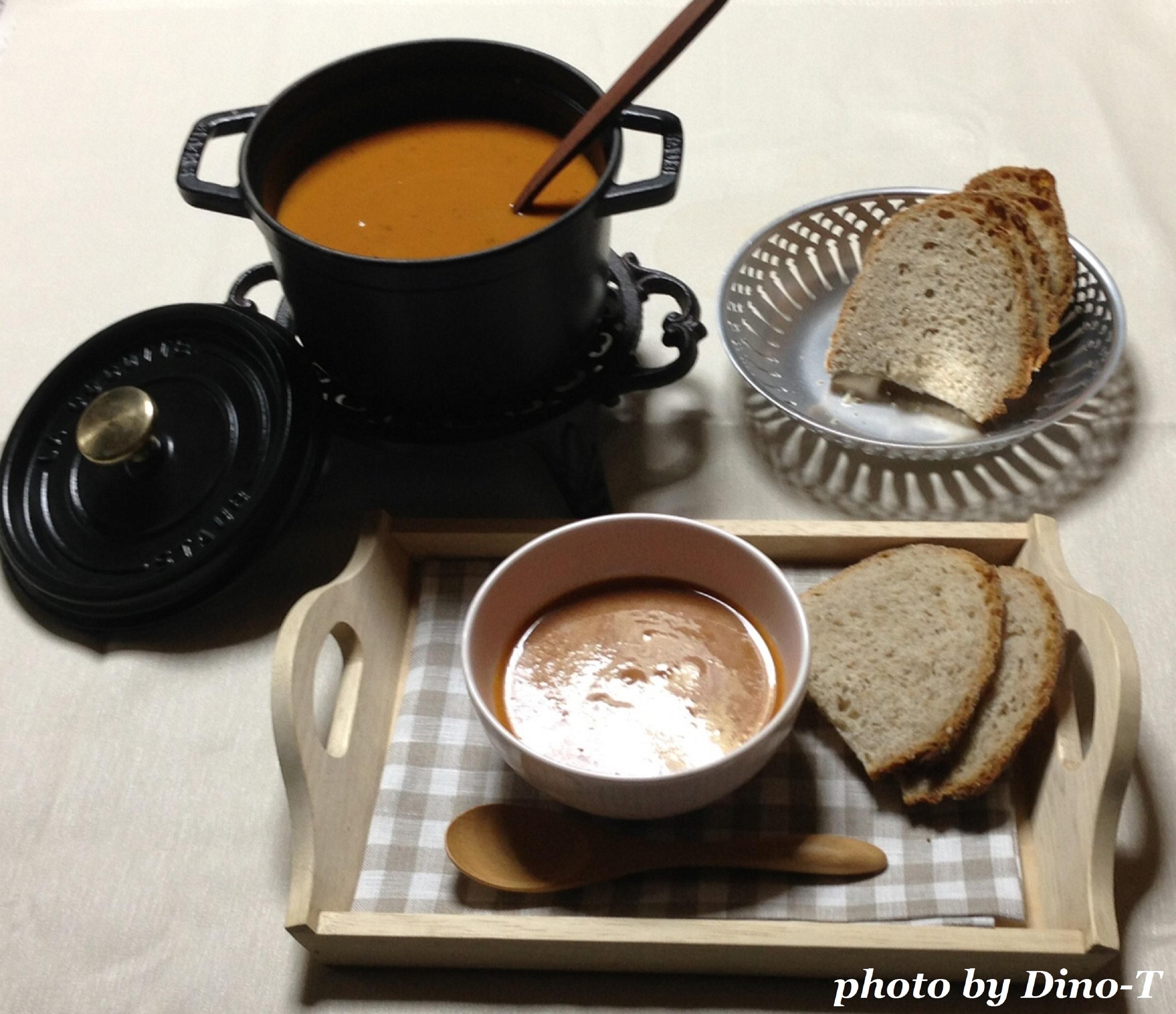 ミネの朝食1