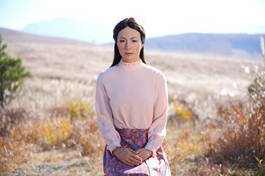 深田晃司 『さようなら』 アンドロイドのレオナを演じるジェミノイドF。