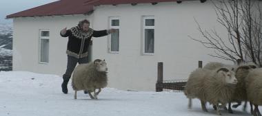 『ひつじ村の兄弟』 グミー(シグルヅル・シグルヨンソン)はこっそり隠れて羊を飼っていたのだが……。