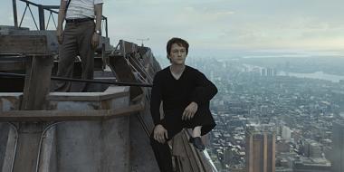 ロバート・ゼメキス 『ザ・ウォーク』 フィリップ・プティを演じるジョセフ・ゴードン=レヴィット。