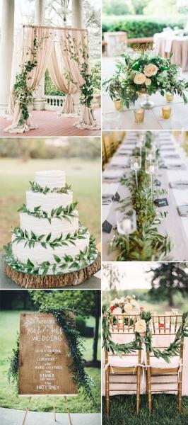 greenery-natural-wedding-theme-ideas-2016.jpg