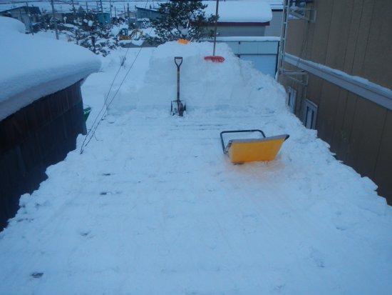 冬のキャンプ道具11