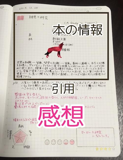 365デイズノート×読書記録案