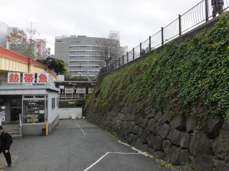 東京都水道局市ヶ谷水管橋・市ヶ谷橋