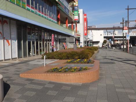 海老名駅付近・相模川左岸幹線用水路