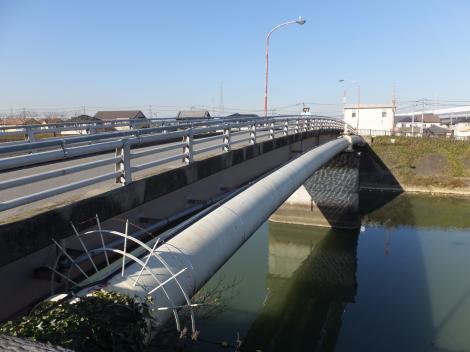 二郷半用水水路橋