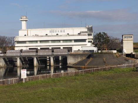 南畑排水機場(なんばたはいすいきじょう)
