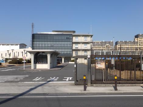 東京都水道局長沢浄水場