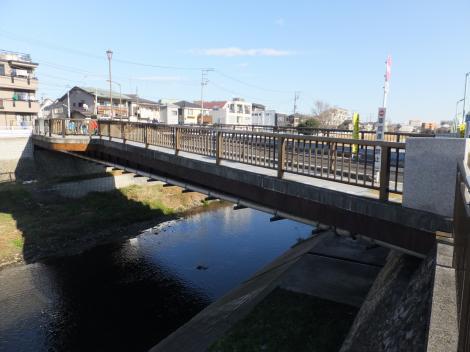野川水道橋