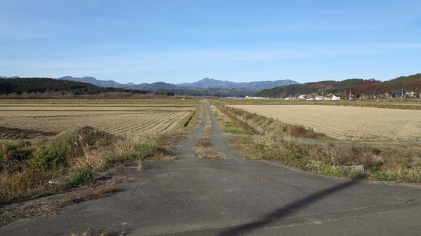 青森県道・秋田県道317号西目屋二ツ井線