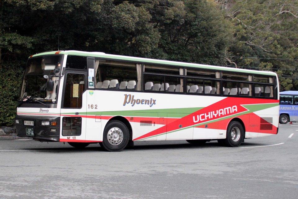 内山観光バス 162
