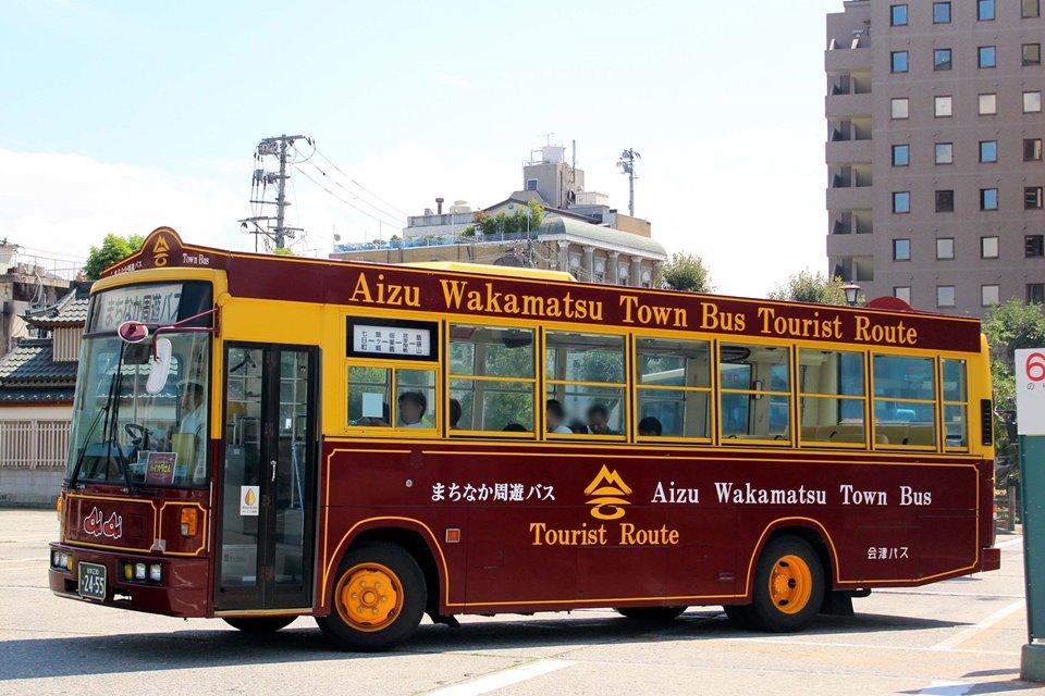 会津バス あ2455