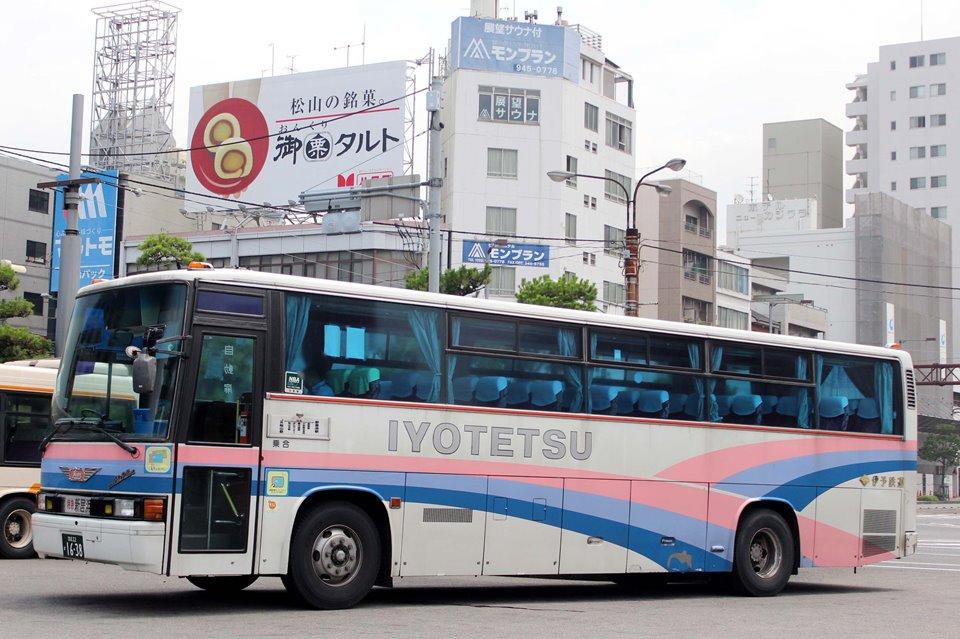 伊予鉄道 か1638