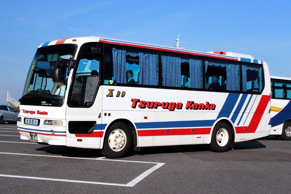 敦賀観光バス か644