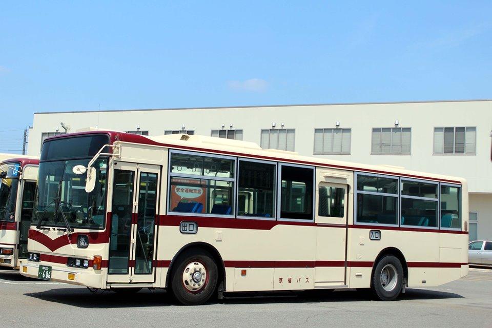 京福バス か686