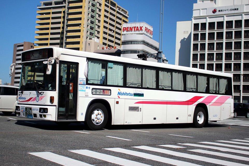 西日本鉄道 3723