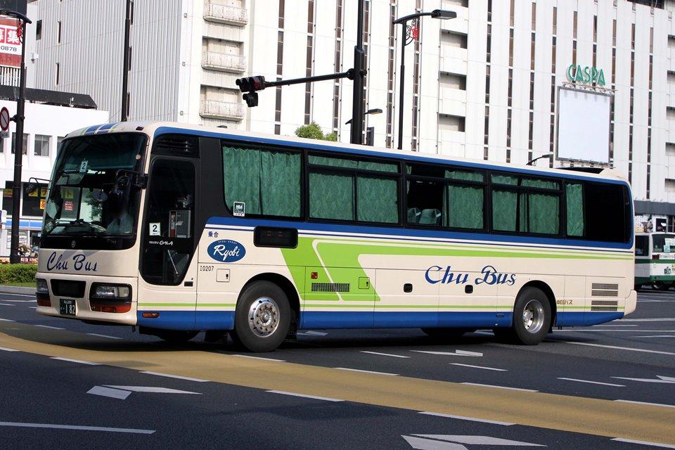 中国バス I0207