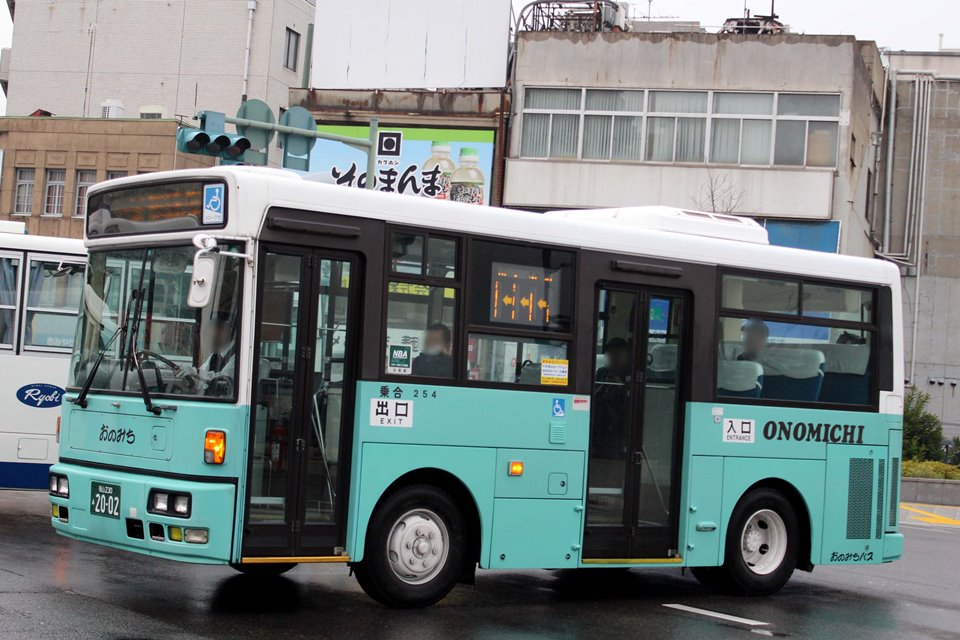 おのみちバス 254