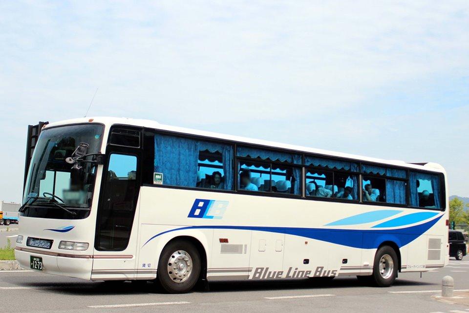 ブルーラインバス か1273