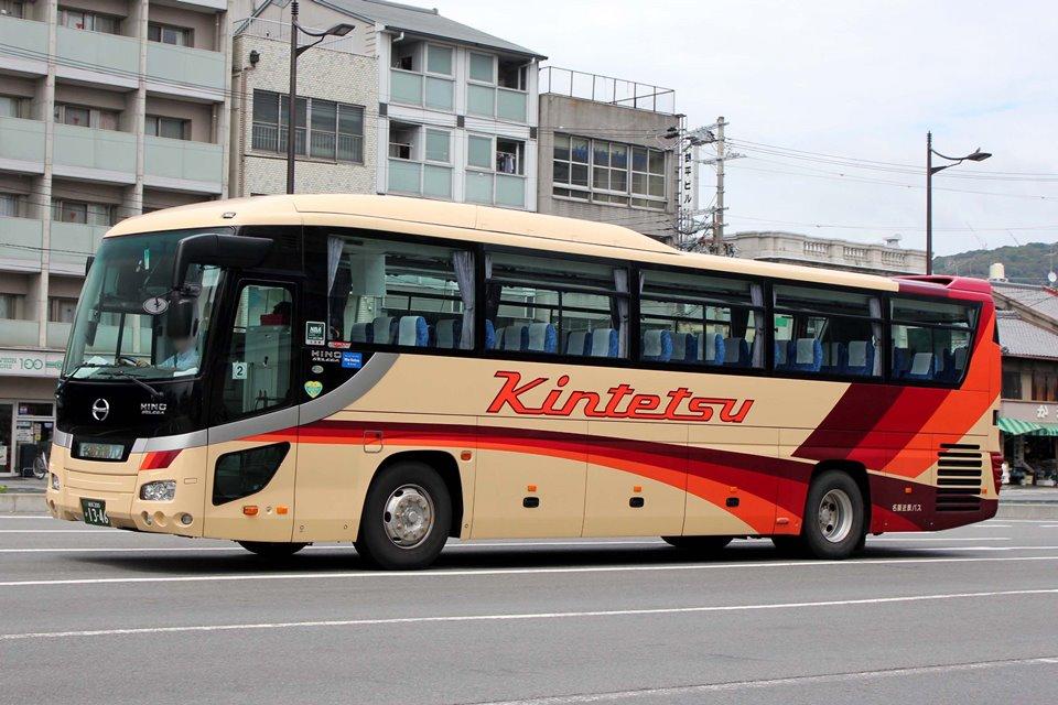 名阪近鉄バス か1346