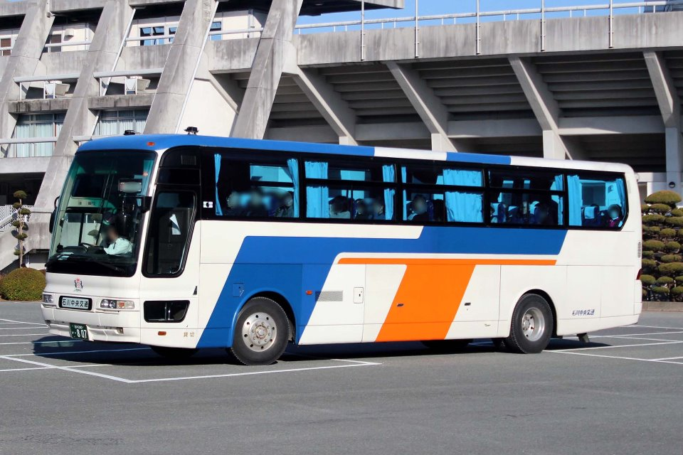 石川中央交通 か807