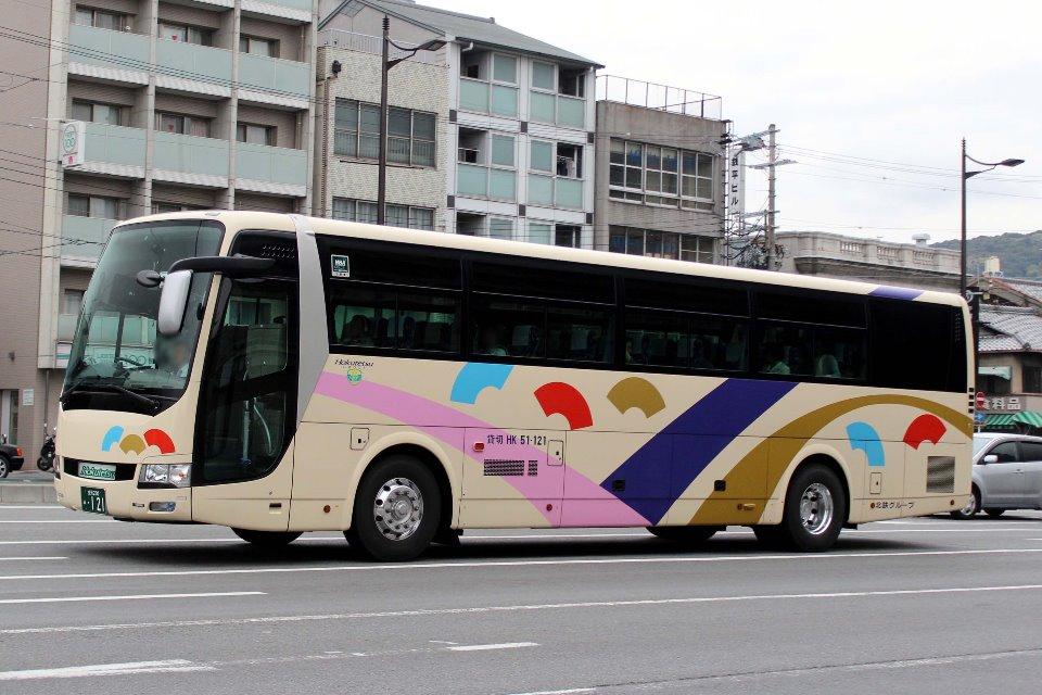 北鉄金沢バス 51-121
