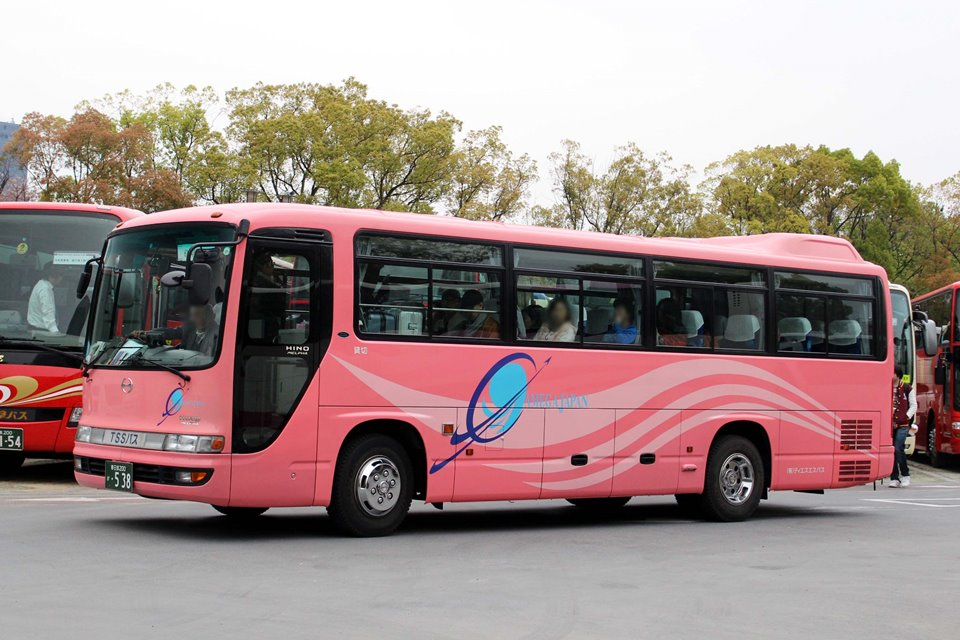 TSSバス か538