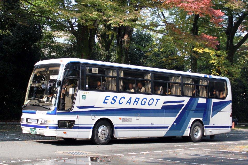 かたつむりバス か4167