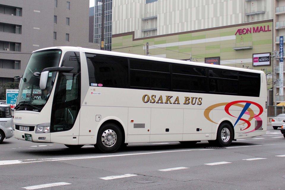 近畿観光バス あ308