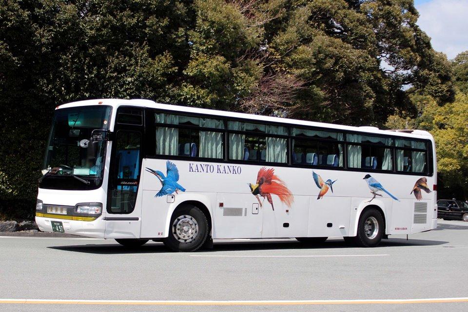 関東観光自動車 か497