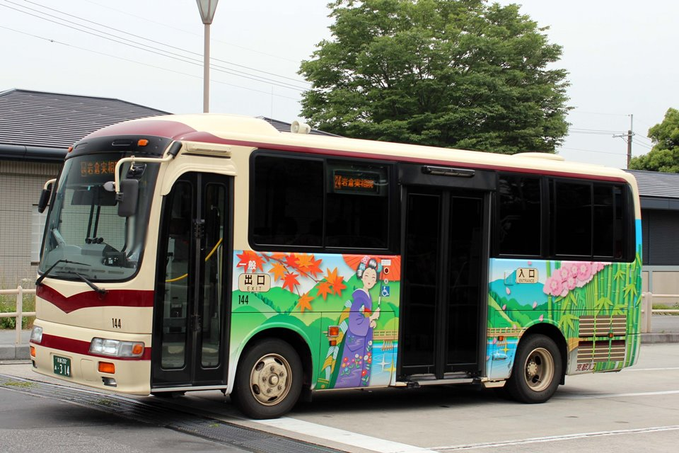 京都バス 144