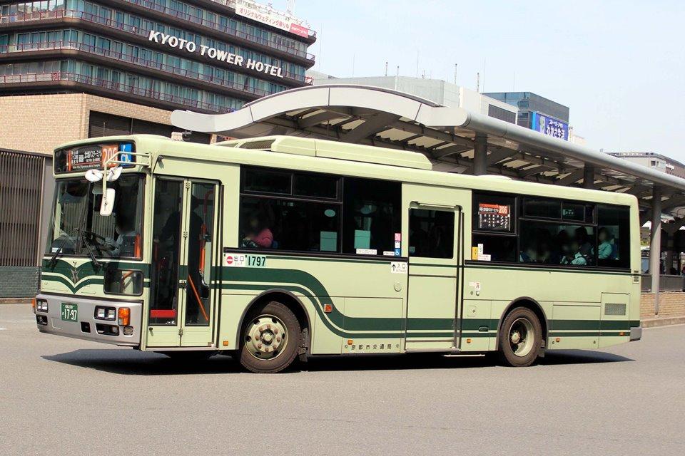 京都市交通局 か1797