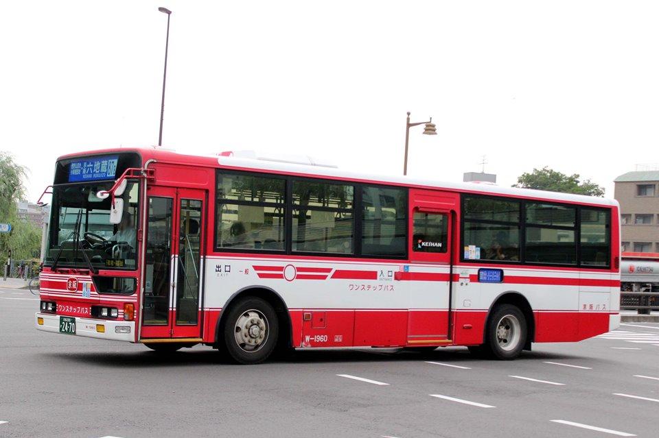 京阪バス W-1960