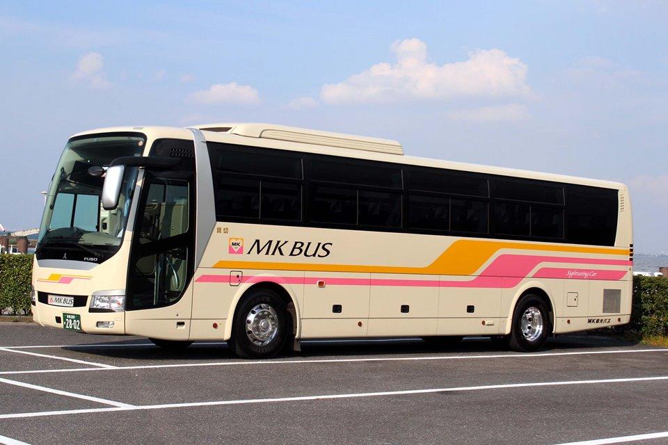 MK観光バス か2802