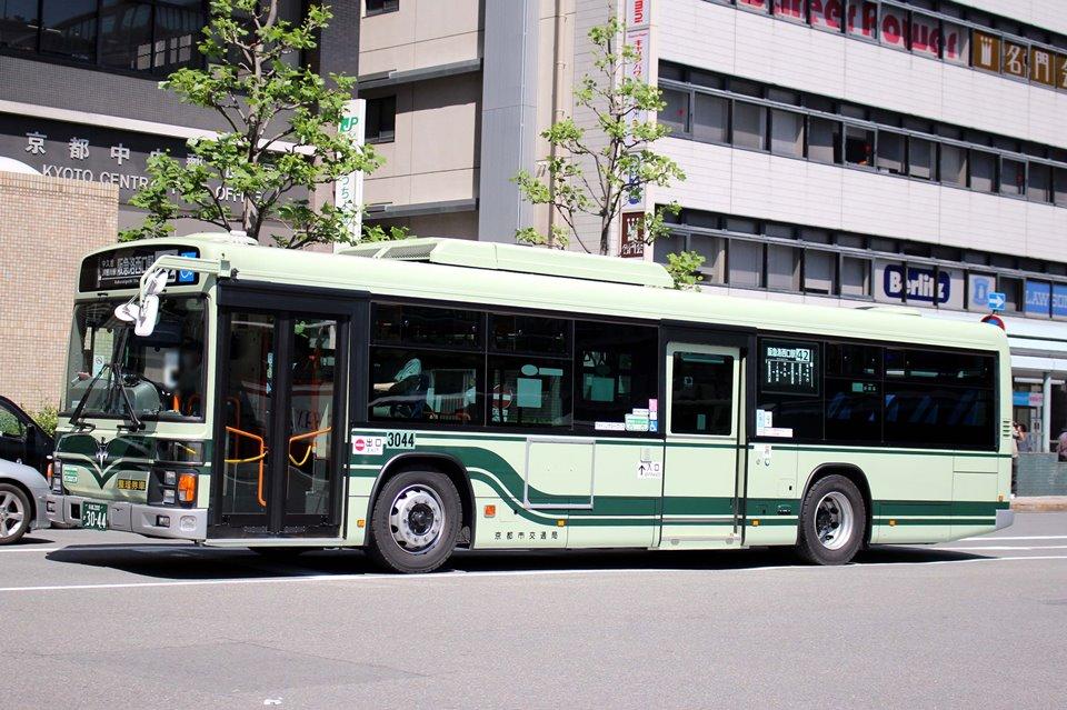 京都市交通局 か3044