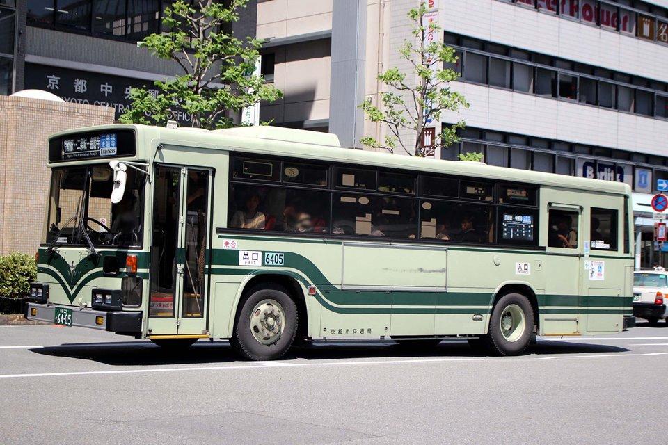 京都市交通局 か6405