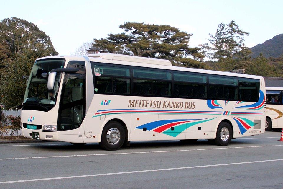 名鉄観光バス 71302