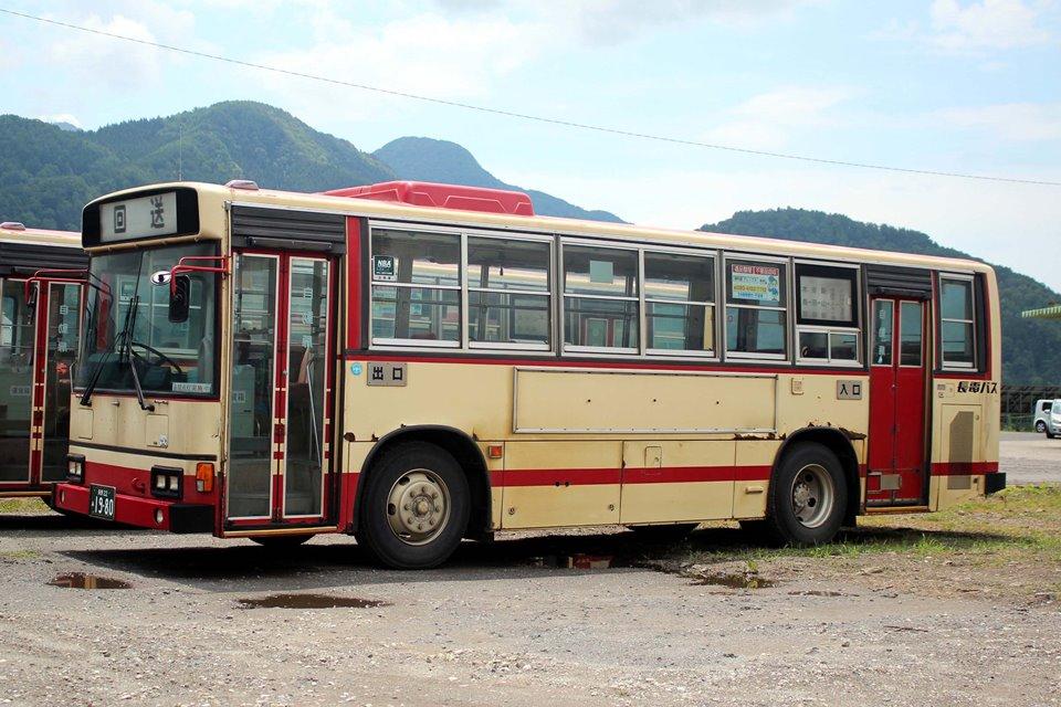 長電バス あ1980