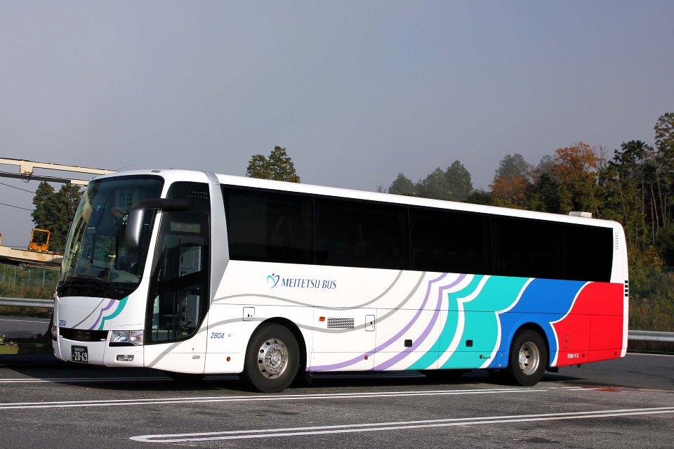 名鉄バス 2804
