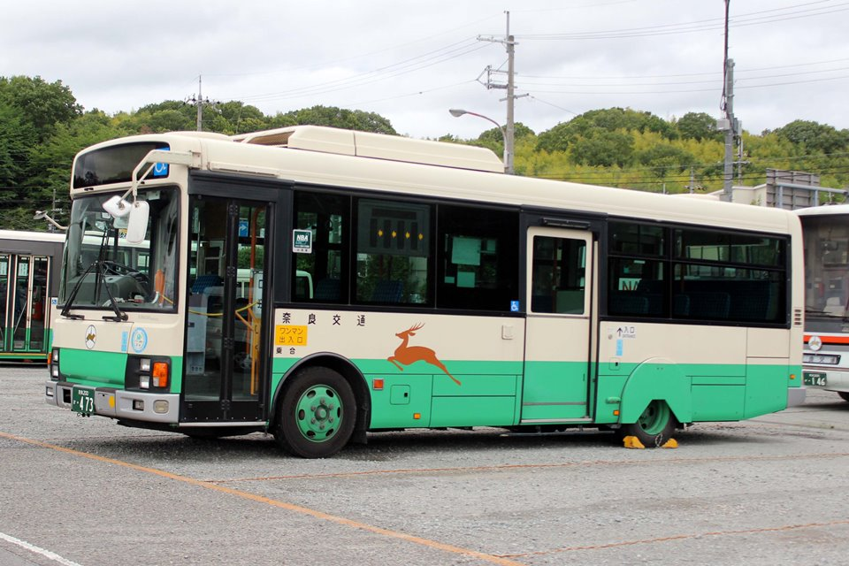 奈良交通 か473