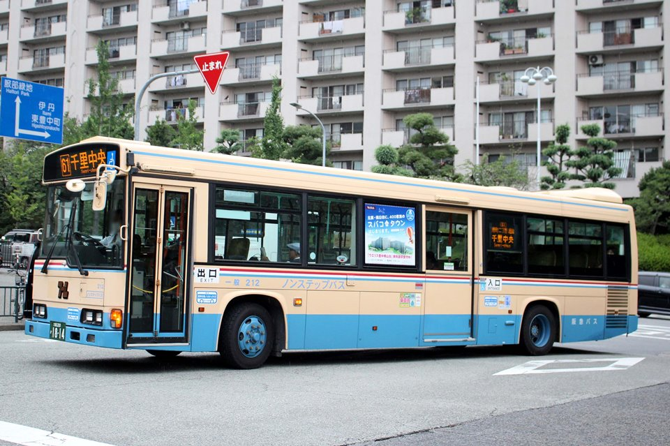 阪急バス 212